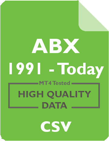 ABX 5m - Barrick Gold Corporation