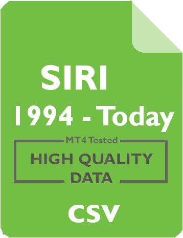 SIRI 30m - Sirius XM Radio Inc