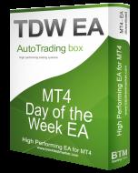 TDW - Day of Week effect EA