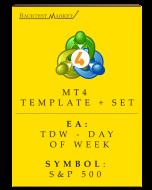 Template - TDW S&P 500