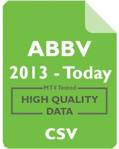 ABBV 1h - AbbVie Inc.