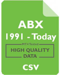 ABX 1m - Barrick Gold Corporation