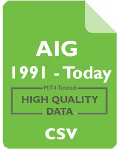 AIG 1w - American International Group Inc.