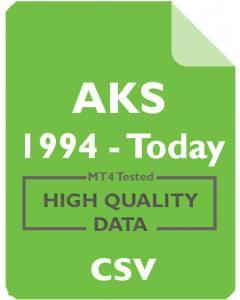 AKS 5m - AK Steel Holding Corporation