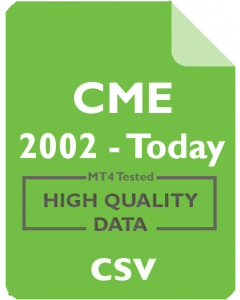 CME 1h - Chicago Mercantile Exchange Holdings Inc.