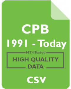 CPB 1mo - Campbell Soup Company
