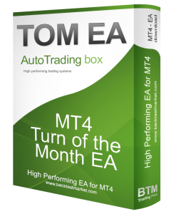 TOM - Turn of the month effect EA