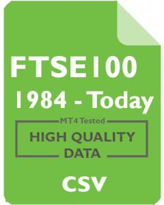UK Ftse 100 1d