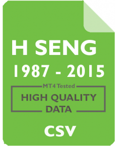 Hang Seng Index 1w