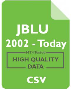 JBLU 1h - JetBlue Airways