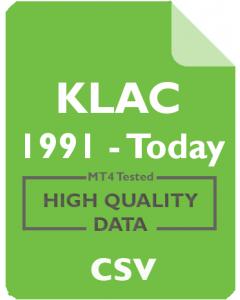 KLAC 5m - KLA-Tencor Corporation