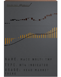 MACD Multitimeframe indicator