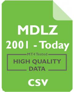 MDLZ 5m - Mondelez International, Inc.