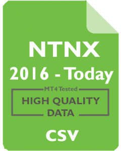 NTNX 1w - Nutanix, Inc.