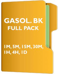 GASOLINE Pack Back Adjusted