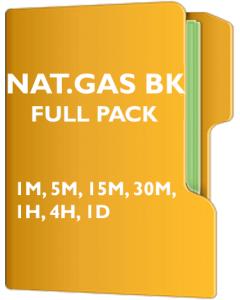 NATURAL GAS Pack Back Adjusted