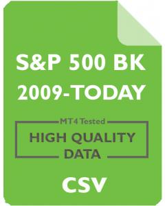 S&P 500 Back Adjusted 1m