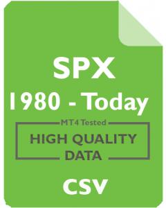 SPX 1w