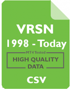 VRSN 1mo - Verisign Inc.